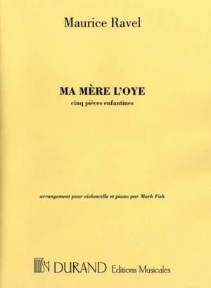 Ravel: Ma Mère l'Oye, 5 Pièces enfantines