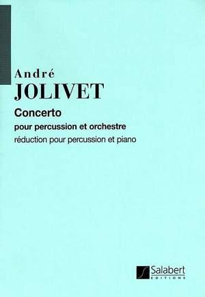 Jolivet: Concerto