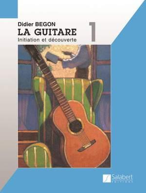 Begon: La Guitare Vol.1 (French text)