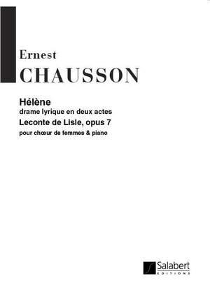 Chausson: Hélène Op.7