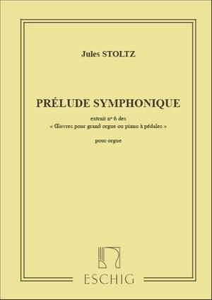 Stolz: Prélude symphonique