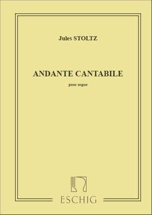 Stolz: Andante cantabile
