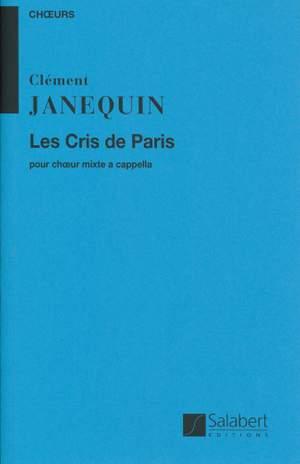 Janequin: Les Cris de Paris