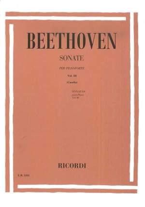 Beethoven: Sonatas Vol.3: No.24 - No.32