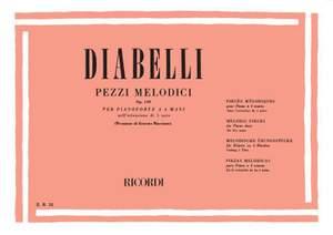 Diabelli: Pièces mélodiques sur 5 Notes Op.149 (Ricordi)