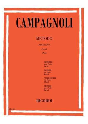 Campagnoli: Metodo Vol.1