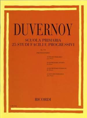 Duvernoy: Scuola primaria Op.176