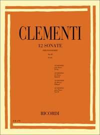 Clémenti: Sonatas Vol.2: No.7 - No.12