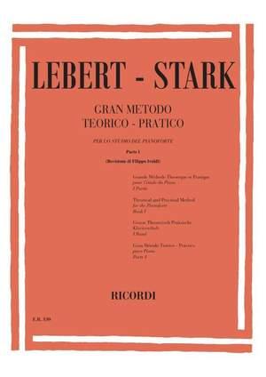 Lebert: Gran Metodo teorico-pratico per lo Studio Vol.1