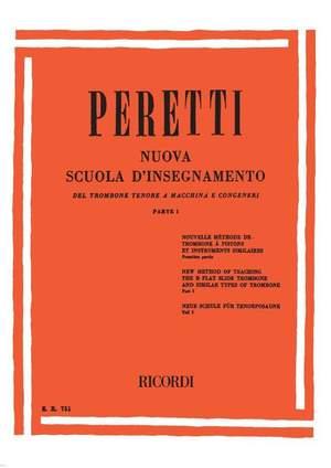 Peretti: Nuova Scuola d'Insegnamento Vol.1