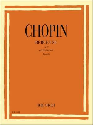 Chopin: Berceuse Op.57 in D flat (ed. A.Brugnoli)