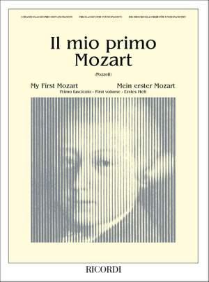 Mozart: Il mio primo Mozart Vol.1
