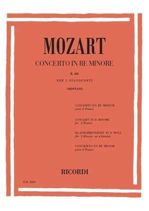 Mozart: Concerto No.20, KV466 in D minor