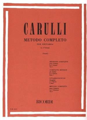 Carulli: Method Vol.1