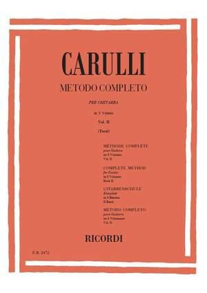Carulli: Method Vol.2