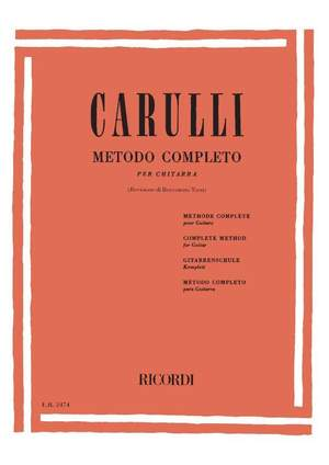 Carulli: Method