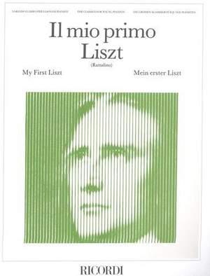Liszt: Il mio primo Liszt