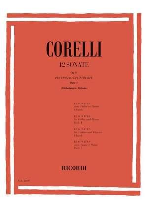 Corelli: 12 Sonatas Vol.1: No.1 - No.6