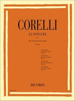 Corelli: 12 Sonatas Vol.2: No.7 - No.12