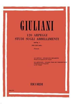 Giuliani: 120 Arpeggi