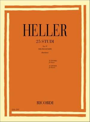 Heller: 25 Studi Op.47