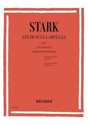Stark: Studies on Arpeggios Op.39