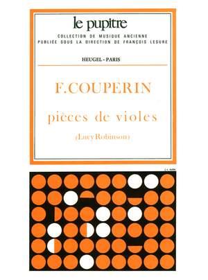 François Couperin: Pièces de Viole