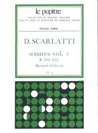 Domenico Scarlatti: Sonates Volume 5 K206 a K255