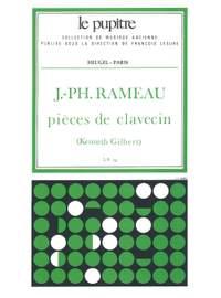 Rameau: Pièces De Clavecin (Lp59)