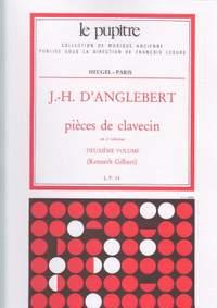 Jean-Henri D'Anglebert: Pièces de clavecin (lp54)/volume 2
