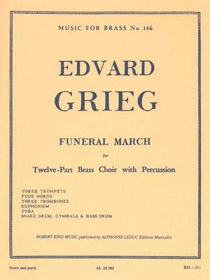 Edvard Grieg: Funeral March