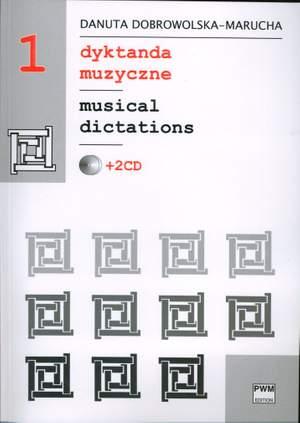 Dobrowolska-mar: Musical Dictations Vol1