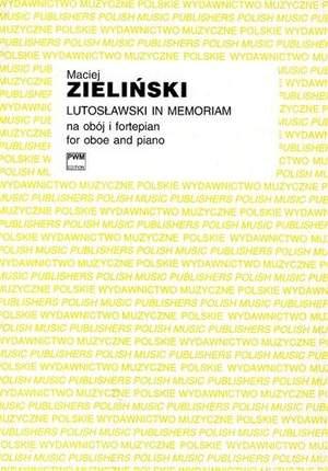 Zielinski M: Lutoslawski In Memoriam