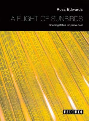 Edwards: A Flight of Sunbirds