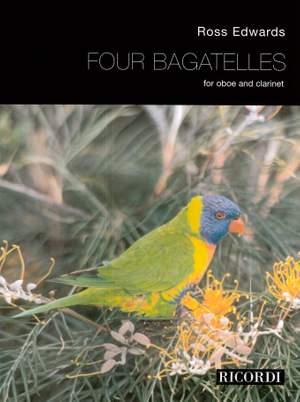 Edwards: 4 Bagatelles Product Image