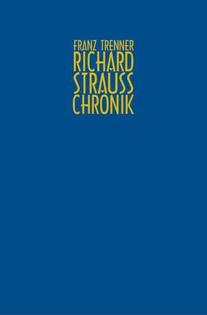 Trenner, F: Richard Strauss
