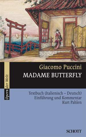 Puccini, G: Madame Butterfly