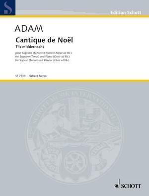Adam, A: Cantique de Noël