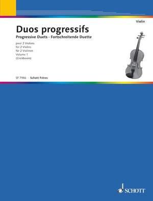 Progressive Duets Band 1 Product Image