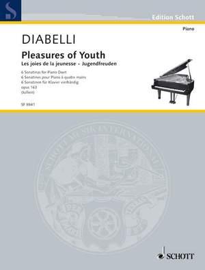 Diabelli, A: Pleasures of Youth op. 163