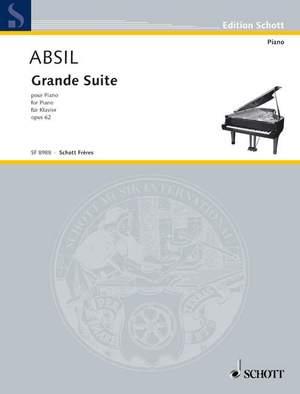 Absil, J: Grande Suite op. 62
