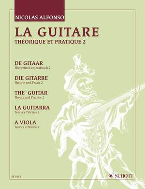 Alfonso, N: The Guitar Vol. 2 Product Image