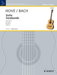 Suite E major / Sarabande A minor
