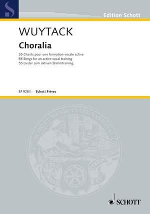 Wuytack, J: Choralia