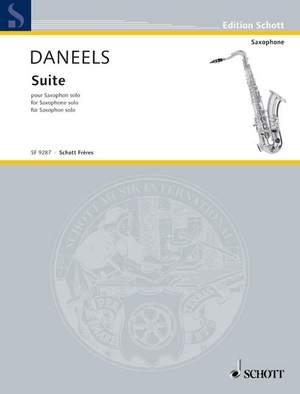 Daneels, F: Suite