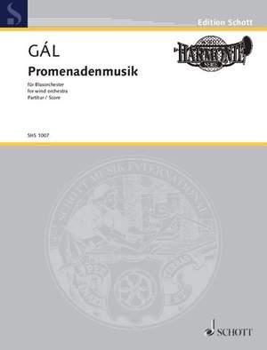 Gál, H: Promenade Music