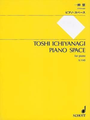 Ichiyanagi, T: Piano Space