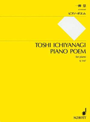 Ichiyanagi, T: Piano Poem