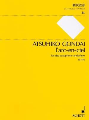 Gondai, A: l'arc-en-ciel