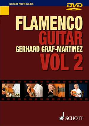 Graf-Martinez, G: Flamenco Guitar Method Band 2